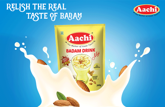 Badam Drink Milk